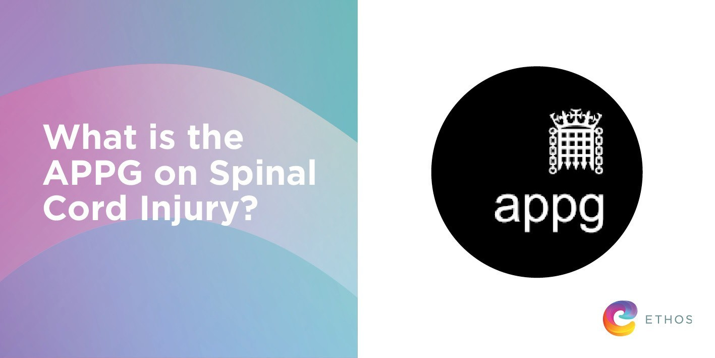 What is the APPG on Spinal Cord Injury?